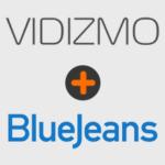 VIDIZMO-and-BlueJeans